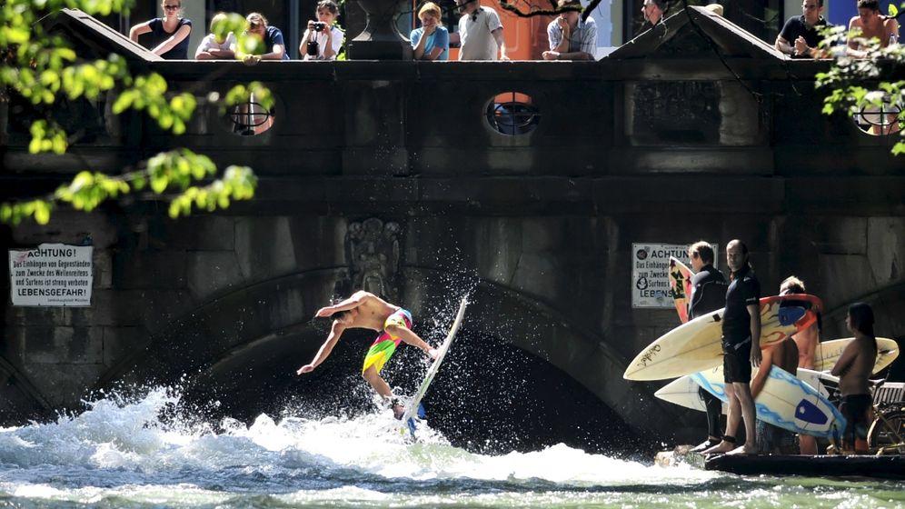 Sommer 2009: Deutschland, ein Hitzemärchen