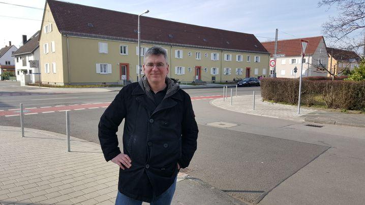 SPD-Politiker Karl-Christian Schroff