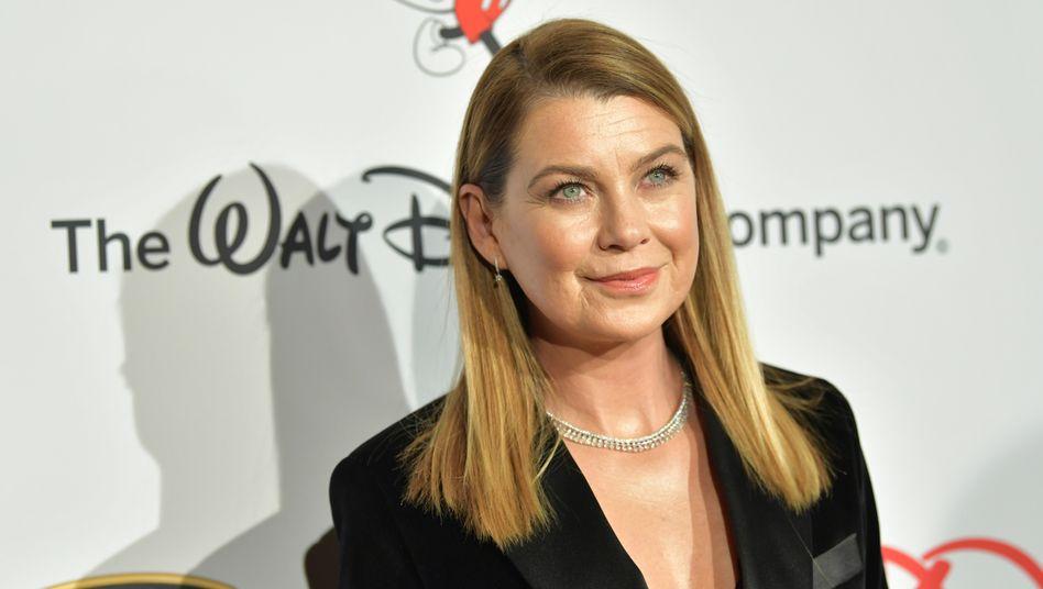 Ellen Pompeo (Archivbild): Bekannt vor allem als Meredith Grey