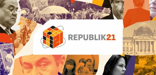 Das SPIEGEL-Projekt Republik 21 geht an den Start