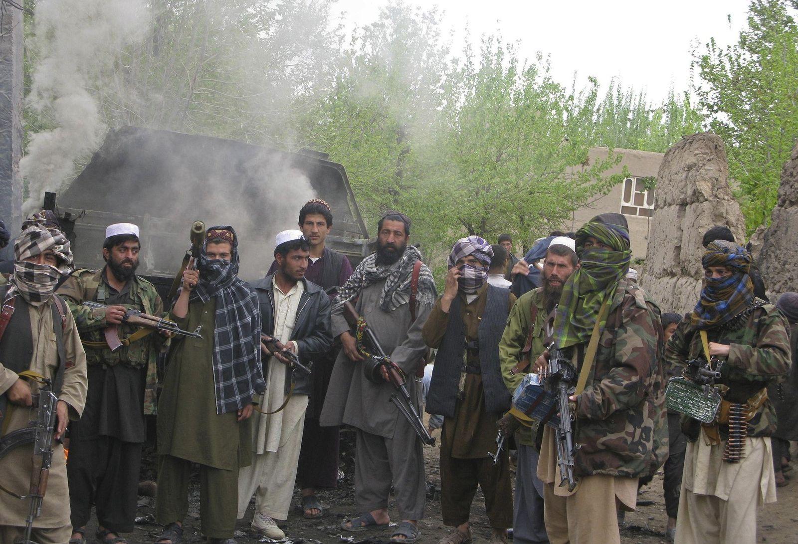 Taliban-Kämpfer/ Nord-Afghanistan