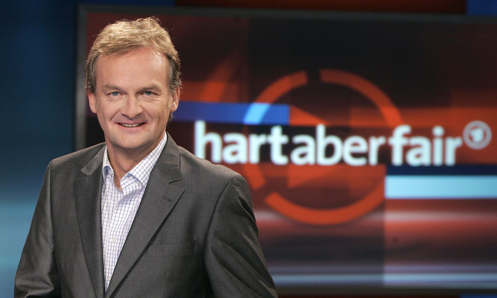 EINMALIGE VERWENDUNG Hart aber fair / Plasberg