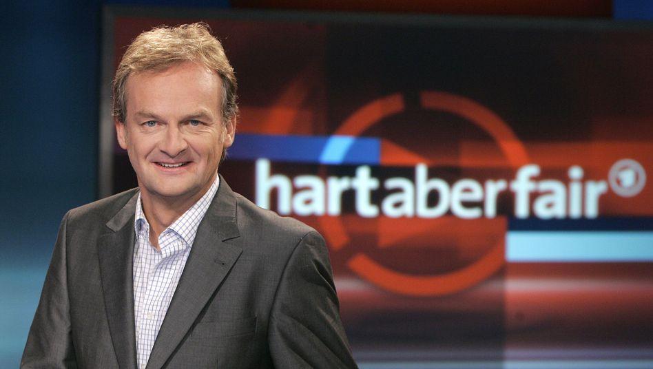 """Moderator Plasberg: Handwerkliche Fehler bei """"Hart aber fair"""""""