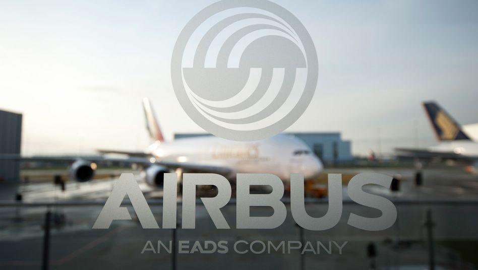 Neuer Name: Ganz EADS soll künftig so heißen wie die Flugzeugsparte
