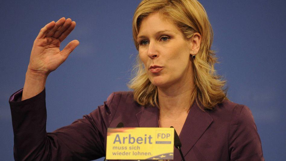 FDP-Frau Koch-Mehrin: Dissertation über die Währungsunion