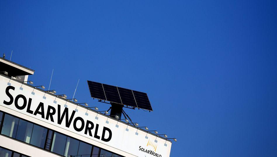 Aktienkurs Solarworld