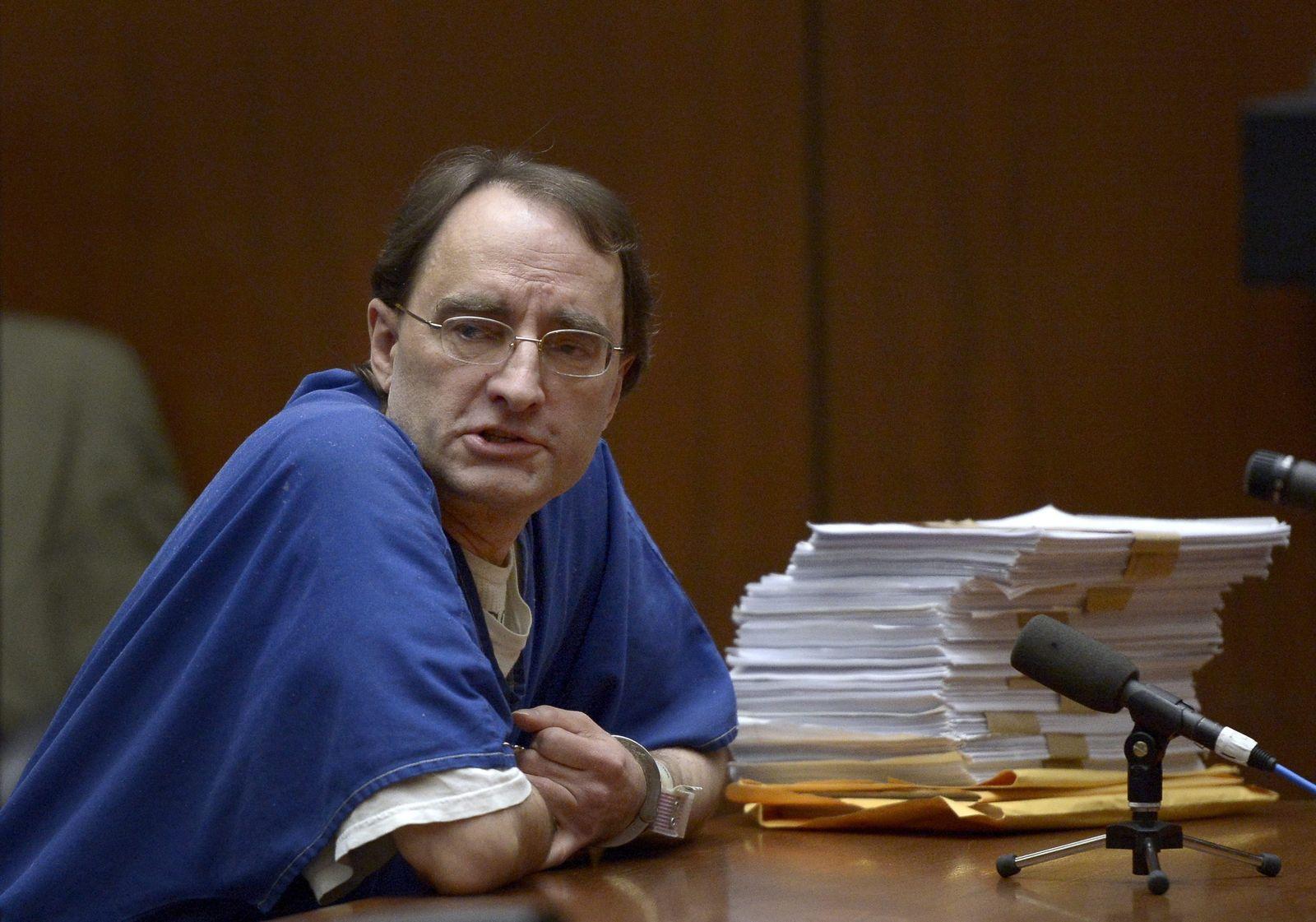 Christian K. Gerhartsreiter sentenced for murder