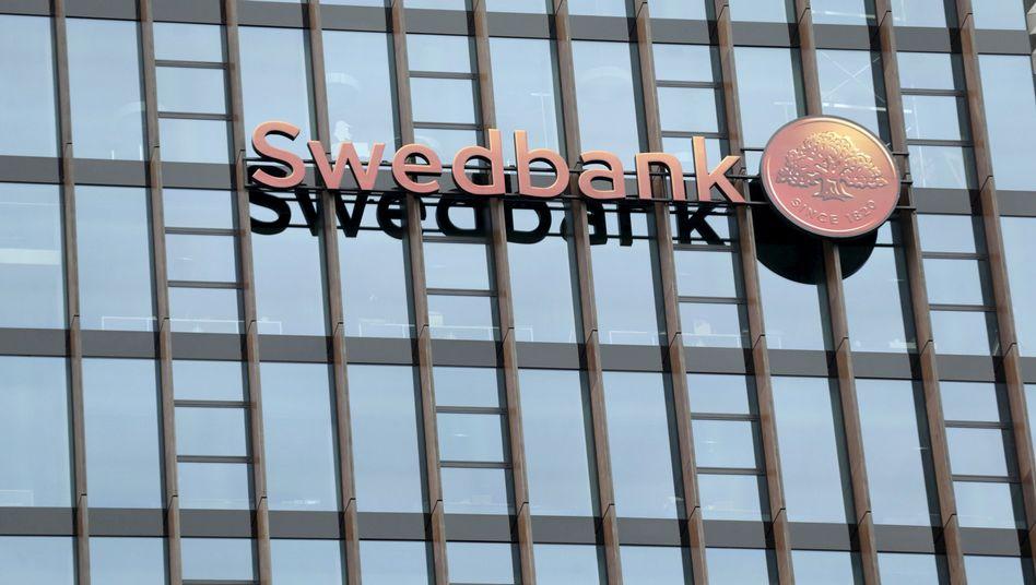 Swedbank-Logo (Archiv)