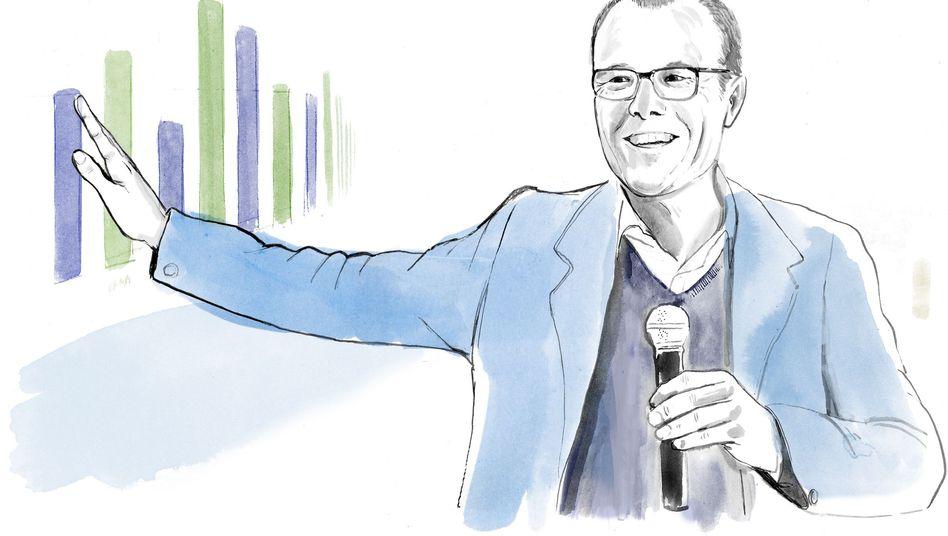 Ökonom Armin Falk: Nicht um abstrakte Theorien und um Zahlenreihen kreisen
