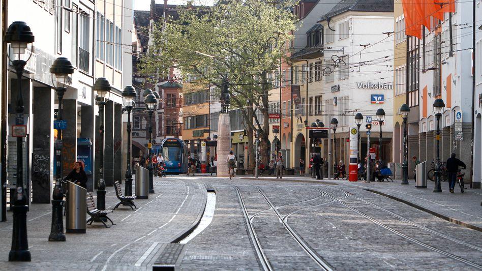 Freiburger Innenstadt: Weidmann hält vollständige Erholung für möglich