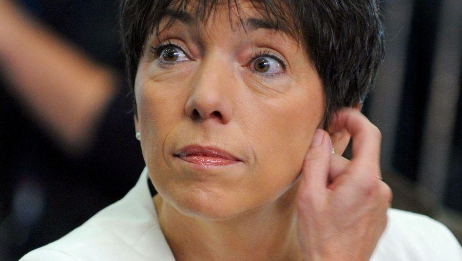 Margot Käßmann: Ihren Namen hat die SPD ins Spiel gebracht