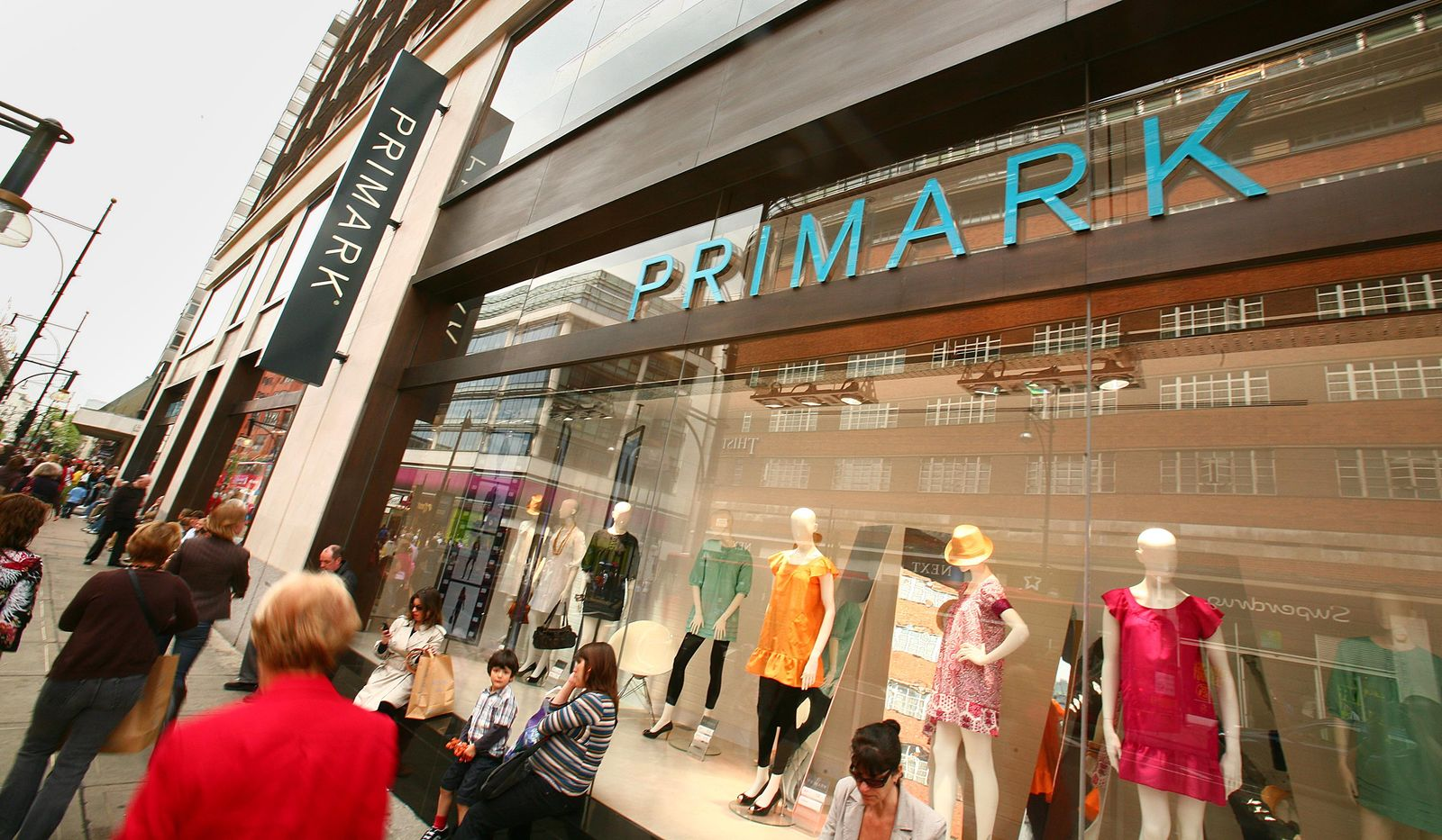 Primark in London / Mode / Modeketten