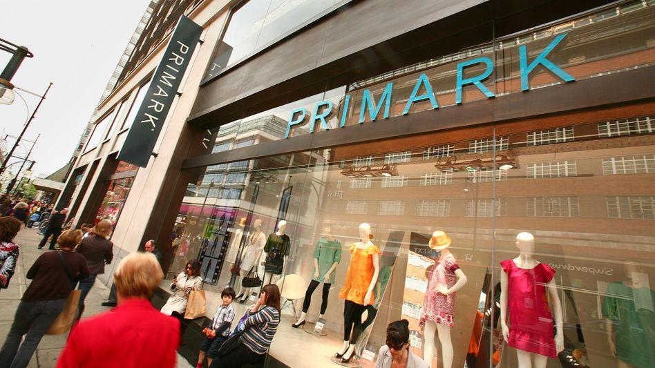 Primark-Geschäft in London