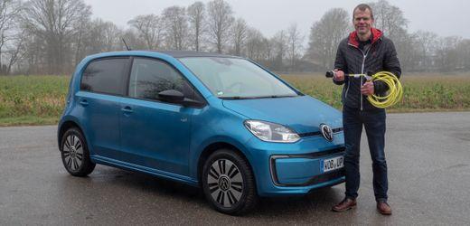 VW E-up: Elektrisches Kleinformat