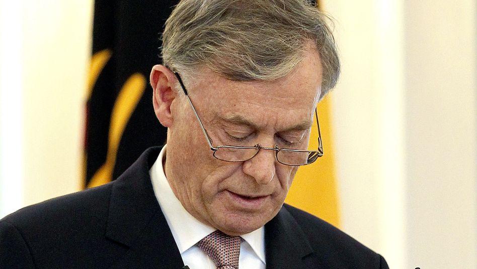 Horst Köhler: Politisch und persönlich überfordert