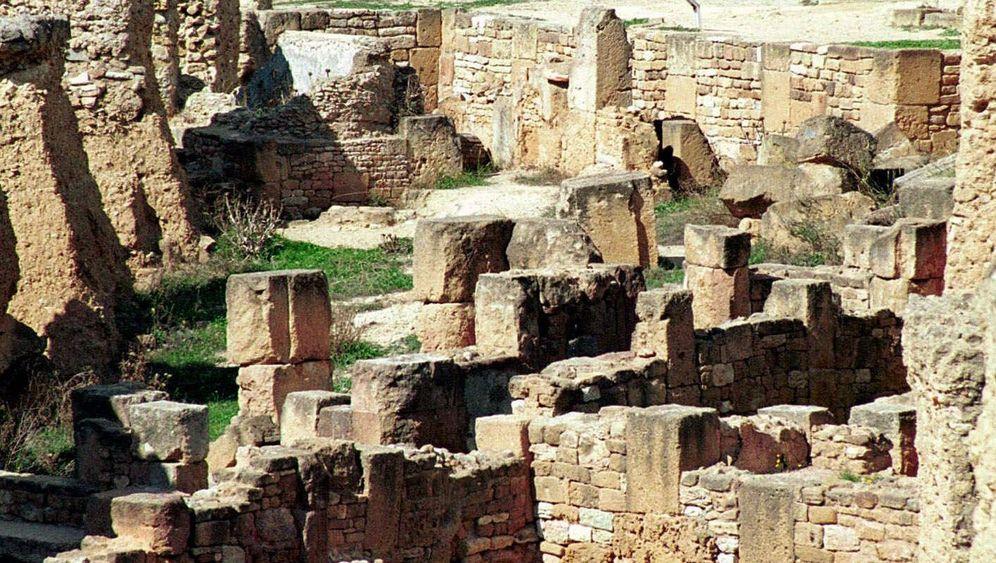 Kinderurnen in Karthago: Blut für Baal