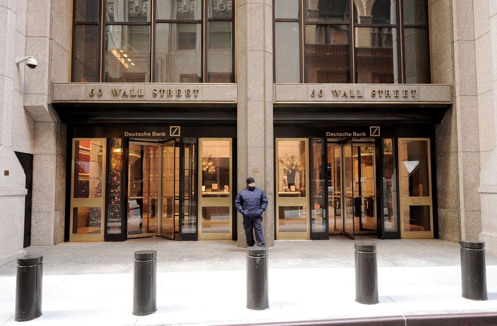 New York / Deutsche Bank