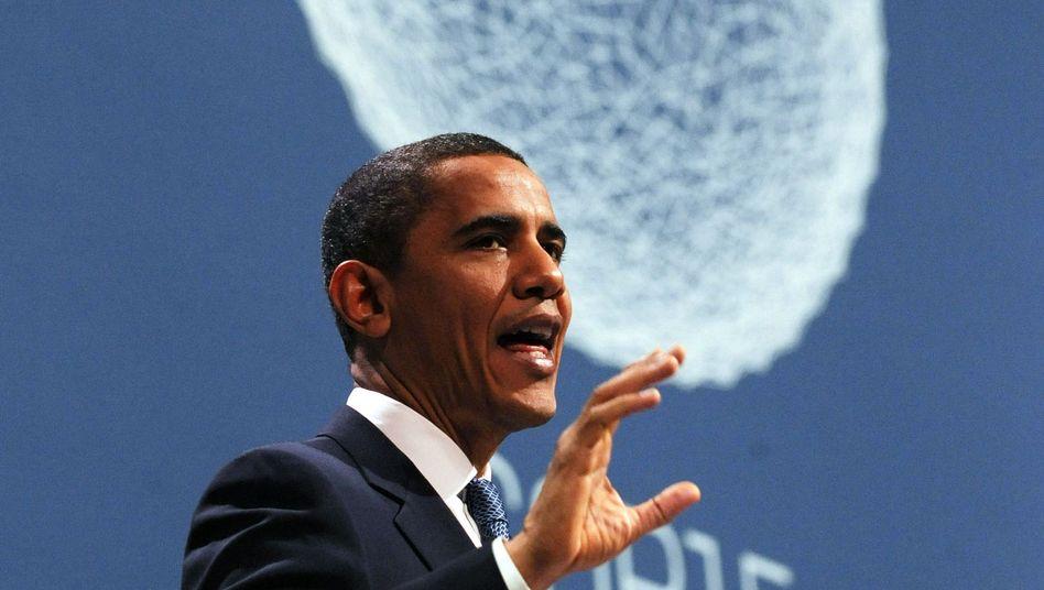 US-Präsident Obama: Drohen Klimaschutz-Handelskonflikte mit China und Indien?