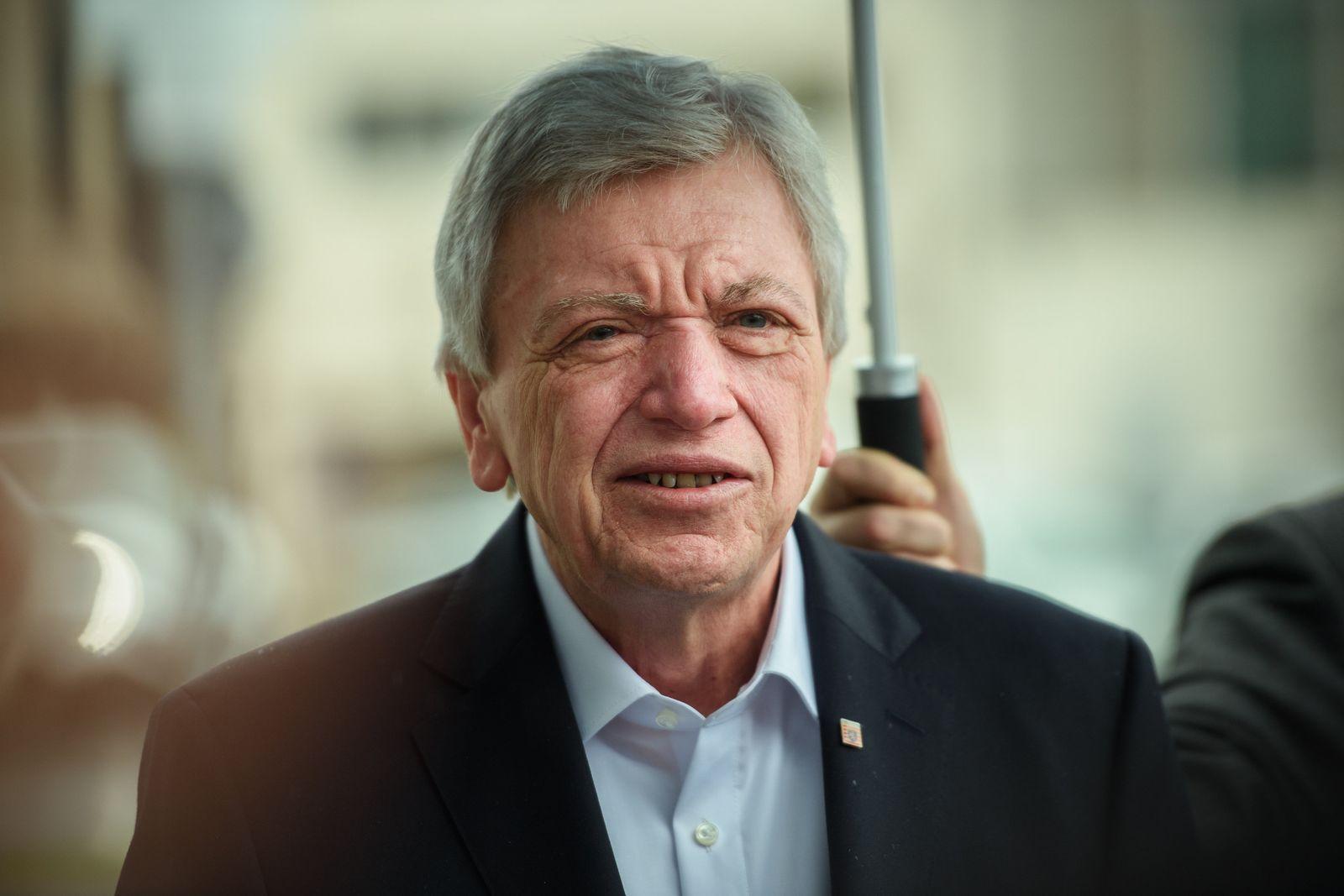 Valentinstag - Ministerpräsident Bouffier