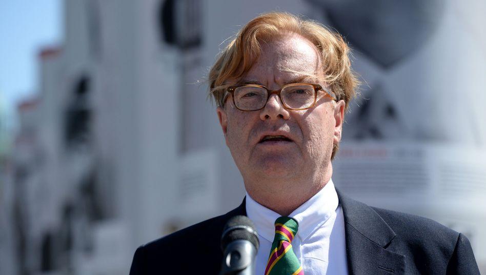 Ex-Kulturstaatssekretär Schmitz (Archivbild): Von der Partei in die Verbannung geschickt