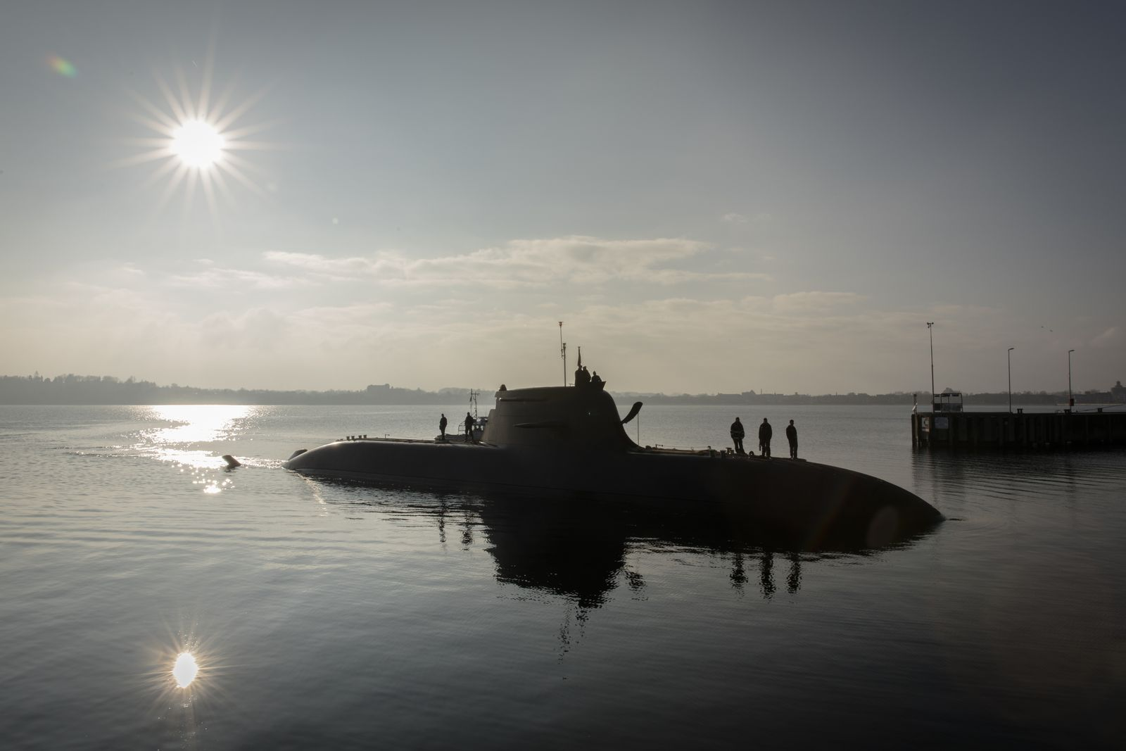 EINMALIGE VERWENDUNG SPIEGEL Plus SPIEGEL 15/2018 S.38 U-Boot-Flotte