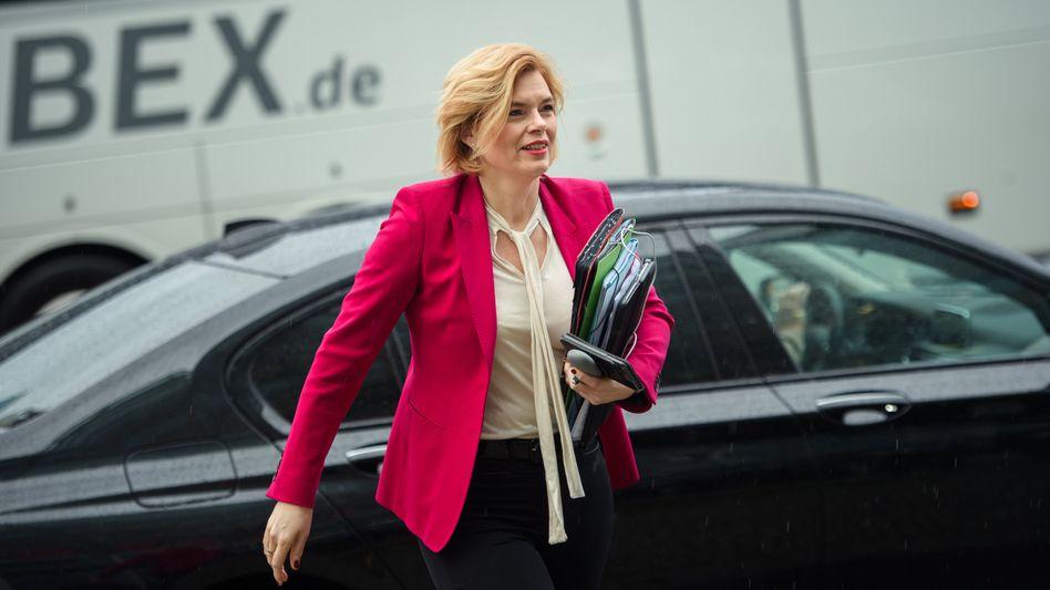 CDU-Vizechefin Julia Klöckner