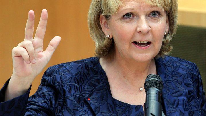 Hannelore Kraft: Powerfrau an Rhein und Ruhr