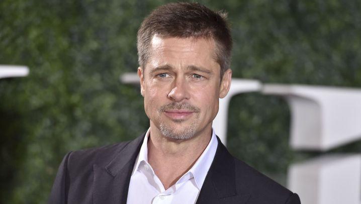 Brad Pitt: Wieder auf dem roten Teppich