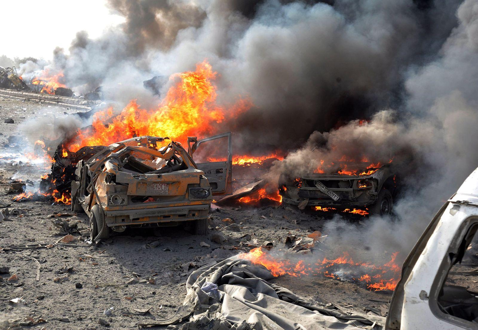 Syrien/Nusra/Anschlag