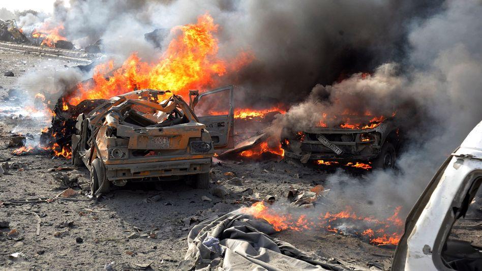 """Terroranschlag in Damaskus: """"Keine Bestätigung und kein Dementi"""""""