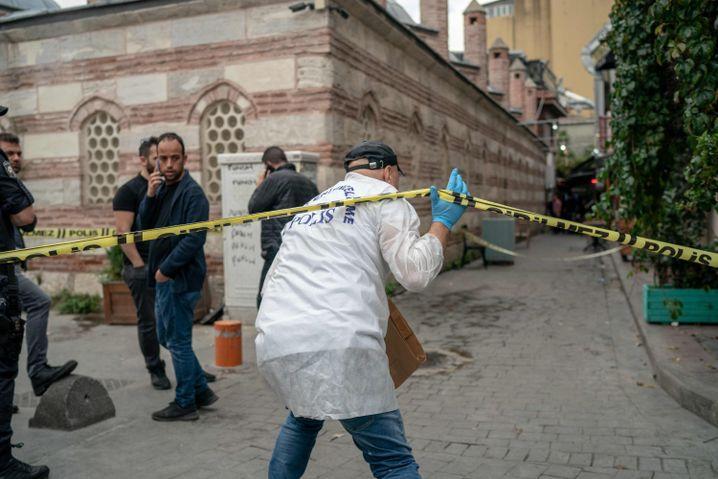Istanbul: Le Mesuriers Leiche wurde am Montag vor dessen Wohnhaus aufgefunden