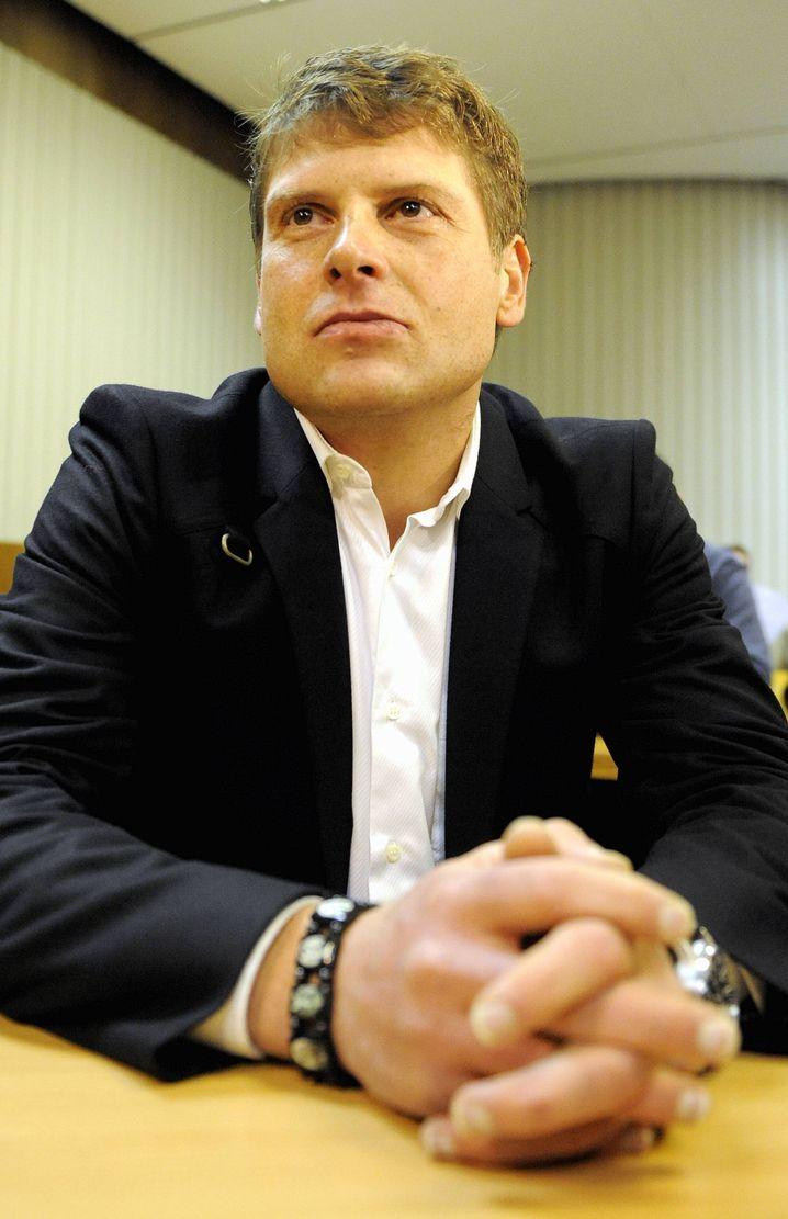 """Ex-Radprofi Ullrich (Archiv): """"Alle, die da mitfahren, sind sauber"""""""