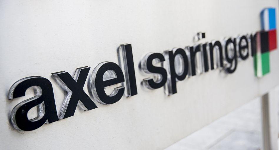 Axel-Springer-Logo: Weitere gesellschaftsrechtliche Veränderungen nicht vorgesehen