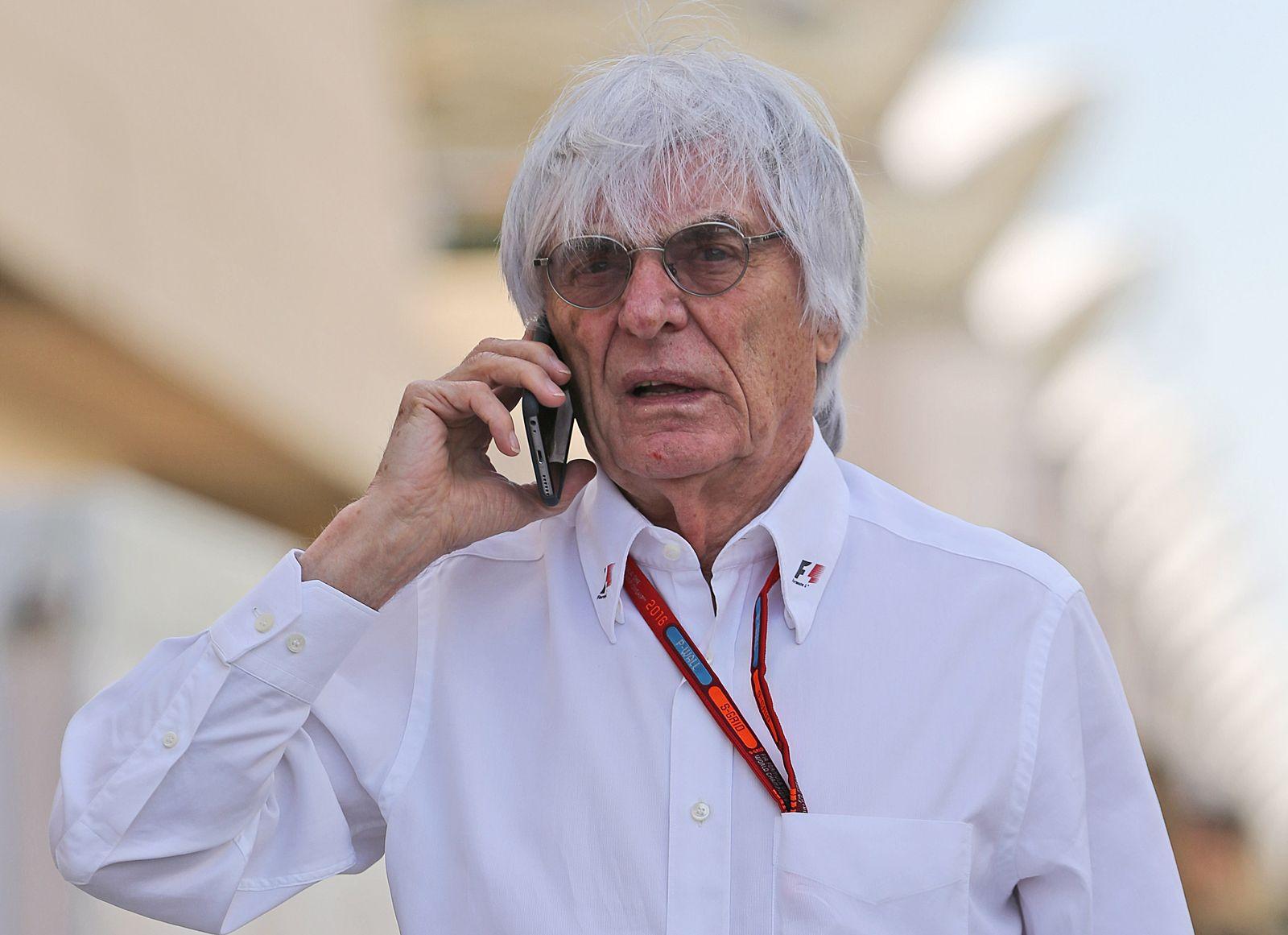 Mideast Bahrain F1 GP Auto Racing
