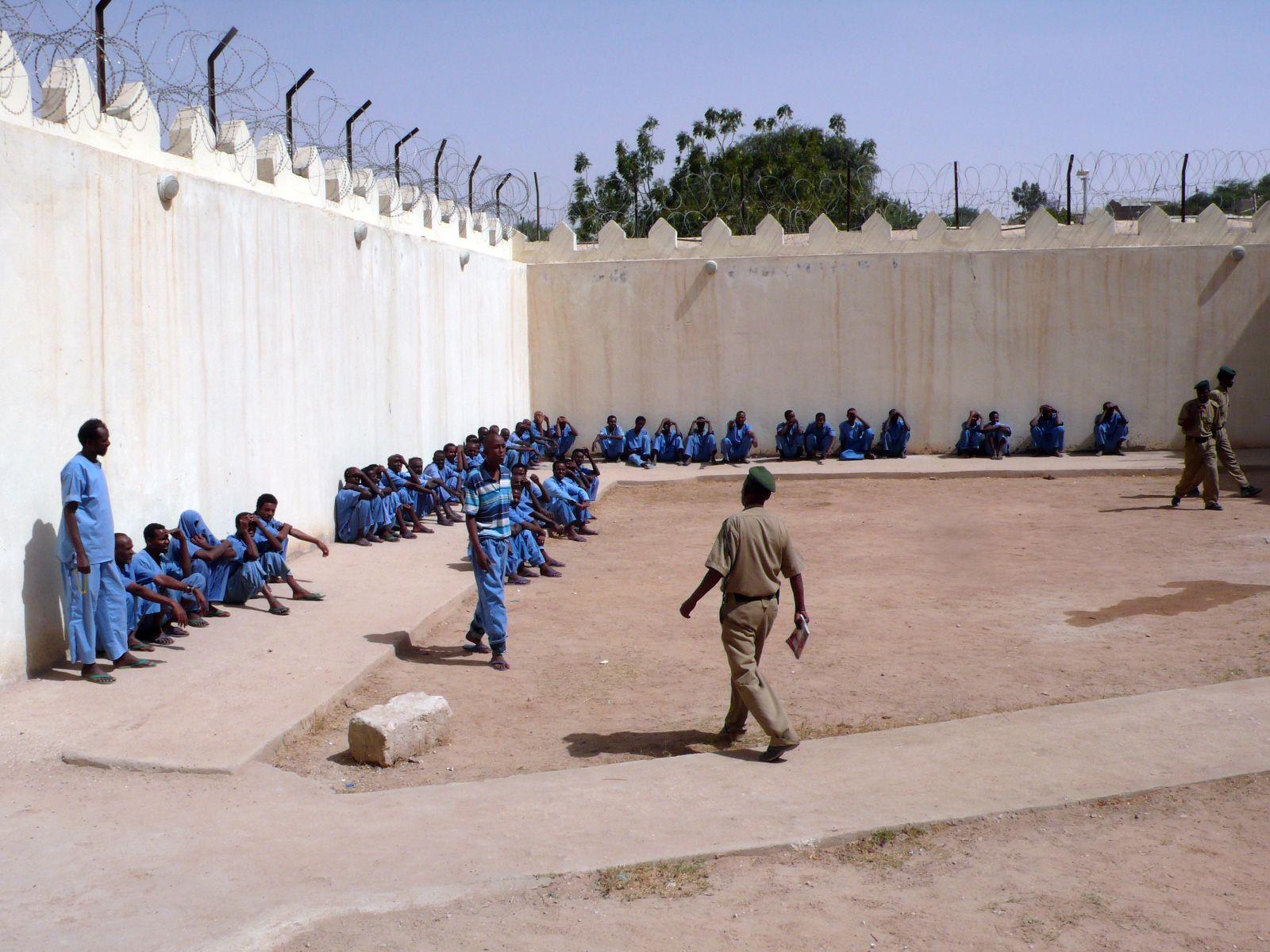 EINMALIGE VERWENDUNG Somaliland/ Somalia/ Piraten/ Piraterie