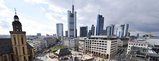 Finanzplatz Frankfurt: Banken legen Hilfsplan vor
