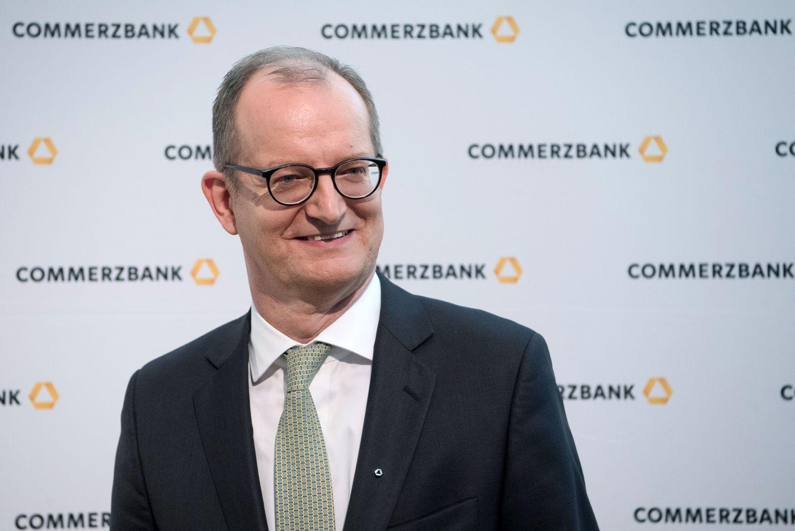 Führung Deutsche Bank / Commerzbank / Martin Zielke