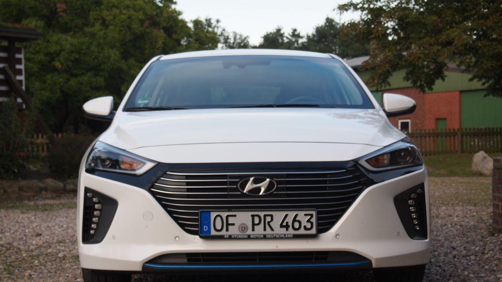 Hyundai Ioniq Hybrid: Einfach sparen