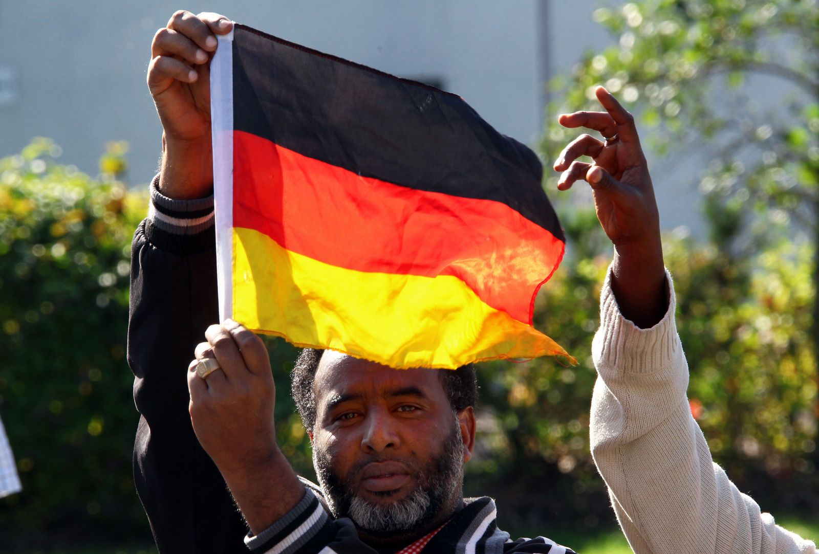 Deutschland/ Asylbewerber