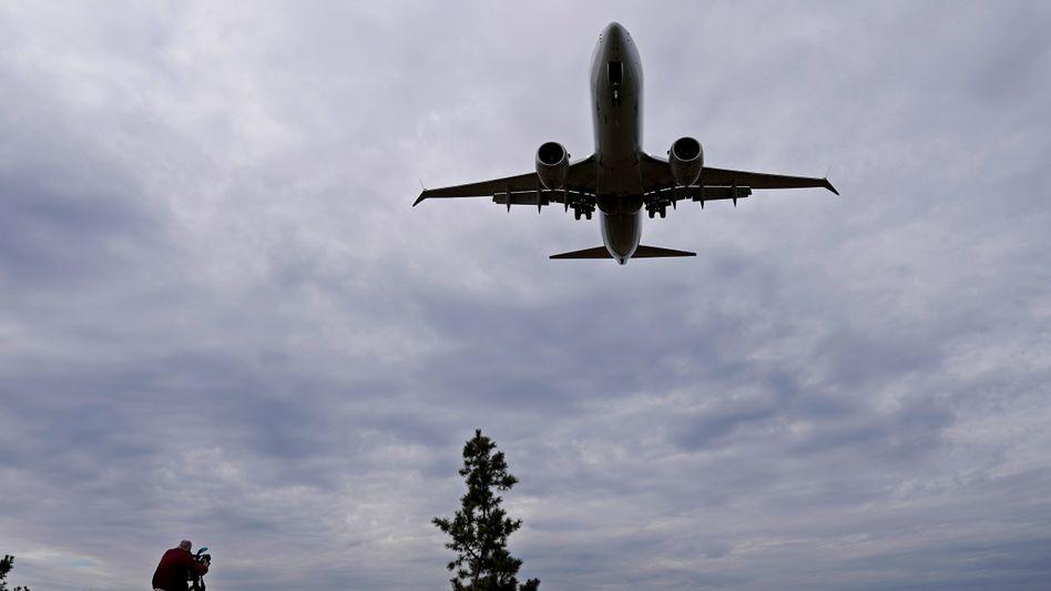 Boeing 737 Max (Archivbild)