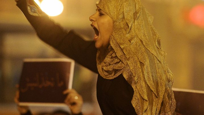 Protest in Ägypten: Aufstand der Frauen