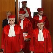 Verfassungsrichter: Mehrmals in den vergangenen Jahren Gesetze gekippt