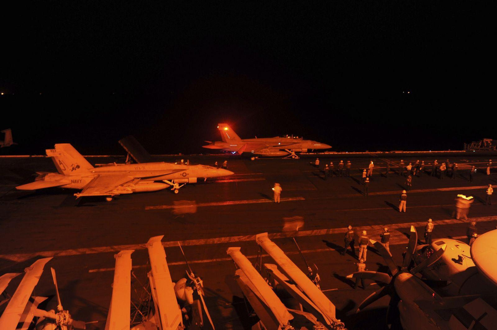 Irak US Fighter
