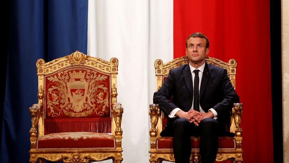 Emmanuel Macron: Ein Jahr Hoffnungsträger