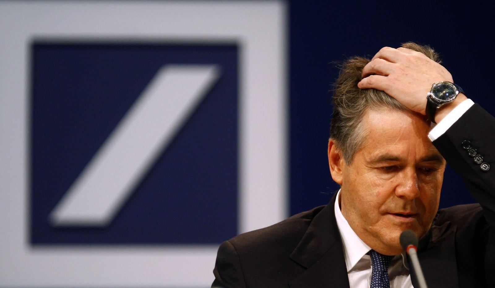 Josef Ackermann / Deutsche Bank