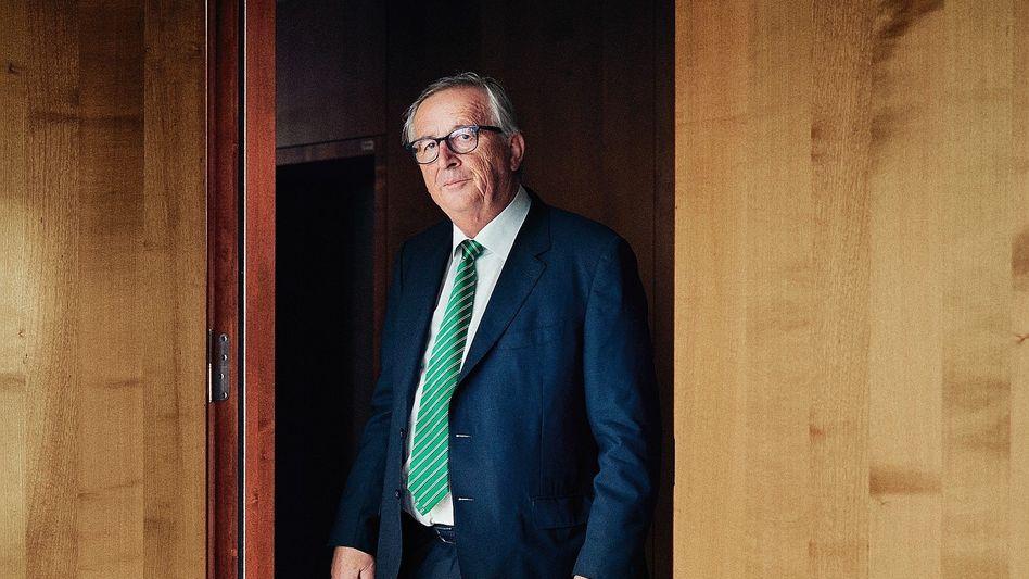 Politiker Juncker: »Auch hoch begeisterte Europäer sind dagegen, dass wir einen Schmelztiegel anstreben«