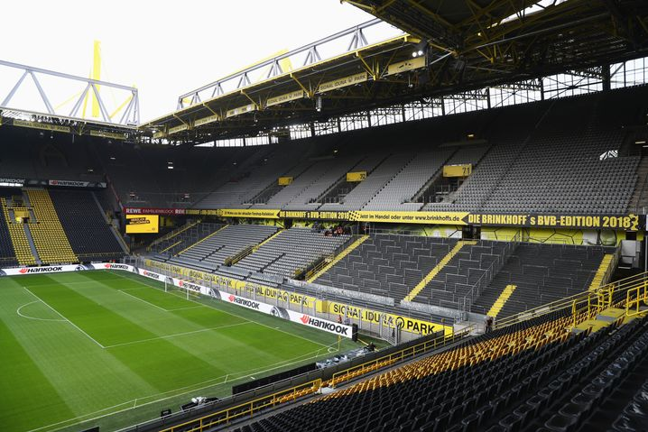 Signal-Iduna-Park in Dortmund