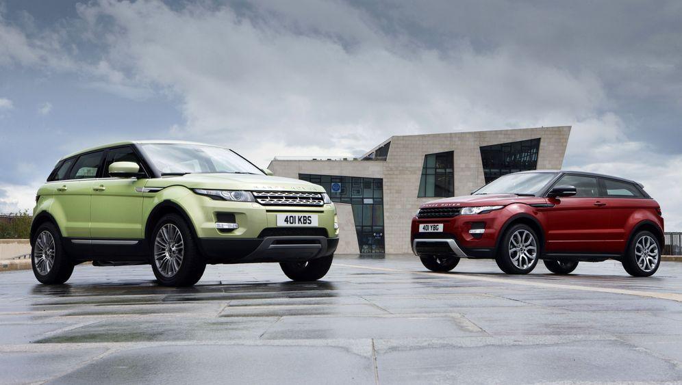 Range Rover Evoque: Zwei Nummern kleiner