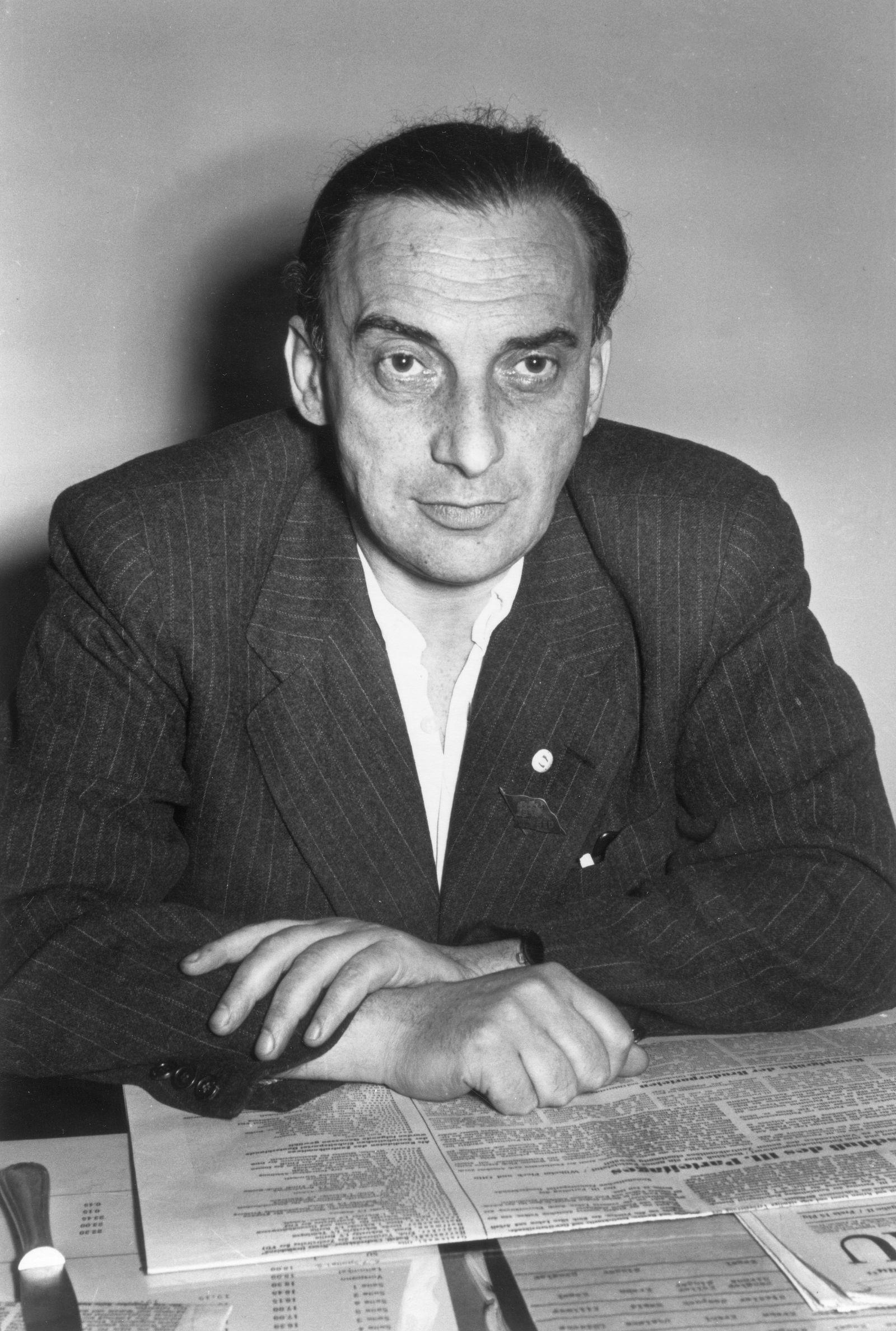 Rudolf Herrnstadt