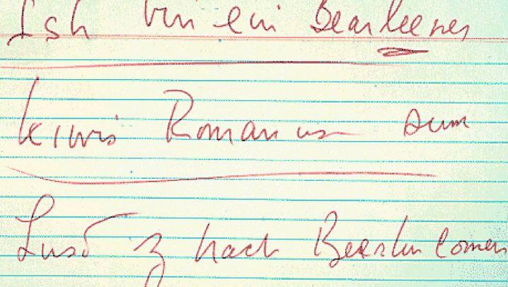 "Kennedy-Besuch in Berlin: ""Solch ehrlicher Jubel"""